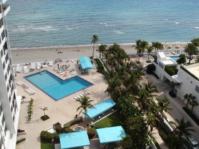 Photo for Alexander Towers Ocean Front 2 BR/BA Penthouse Unit