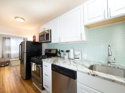 Photo for Renovated,Walk To Longwood,Fenway, Coolidge Corner,Brookline Vill,pkg,transport
