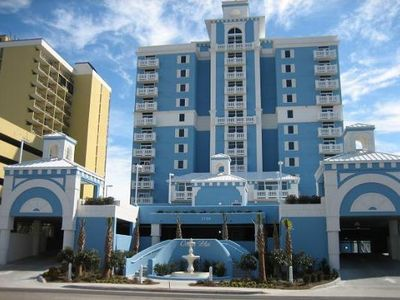 Photo for Beautiful 4BR/4BA Oceanfront Condo