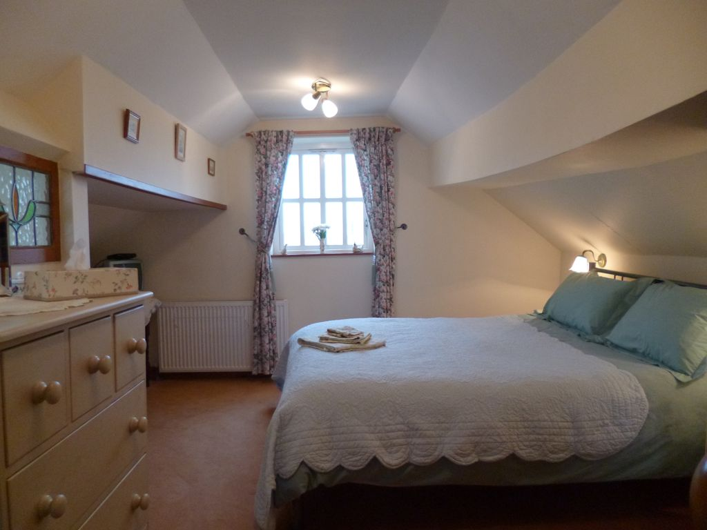 Comfortable Double Bedroom With King Size Bed