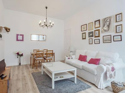 Photo for Cozy apartment in the city center of Cádiz