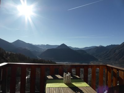 Photo for Beautiful duplex of 110 m² in a chalet style Full of charm, awarded 3 stars