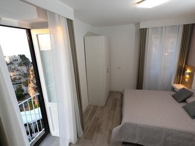 Photo for B&B Island Tropea Deluxe Room double balcony with sea view