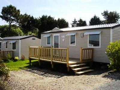 Photo for Camping Le Panoramic *** - Cottage Family 4 Rooms 6 People