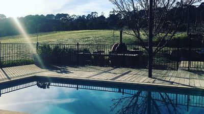 Photo for The Lakehouse - Great family home with Pool & Tennis Court
