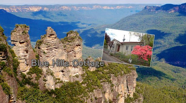 Blue Hills Cottage - Echo Point