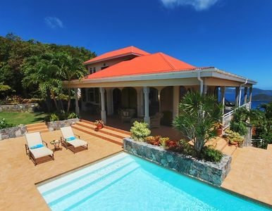 Photo for Island Sun: Amazing North Shore and BVI Views!