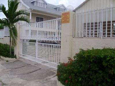 Photo for Gated 1 Bedroom Self Contained Apartment  in Runaway Bay.Pool & Wifi