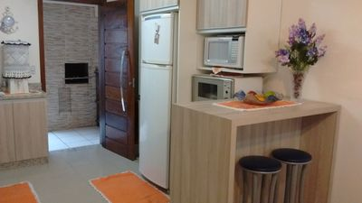 Photo for Apt in the center of the city next to the national supermarket rs 240. 00 daily