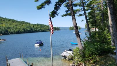 Photo for Prime WINNIPESAUKEE WATERFRONT – Roberts Cove, Alton, NH