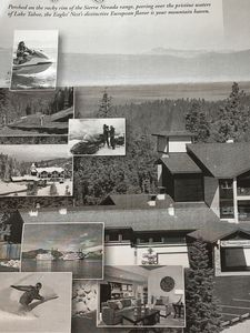 Photo for Located at 7,500 feet at the south end of Lake Tahoe offering spect