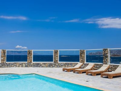 Photo for Villa Queen Co by Mykonos Pearls