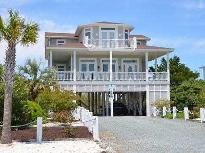 """Photo for Welcome home to """"Serenity West"""", a beautifully renovated and updated beach home!!"""