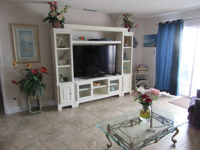 Photo for #304 Sea Breeze Welcoming Condo.,  Steps to White Sandy Beach and Gulf