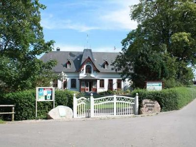 Photo for Mansion with apartments and own way to the Baltic Sea. - Apartment no. 2 Ferienhof Wick