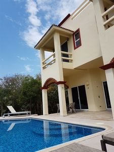 Photo for Luxury 6 Bedroom Vacation Villa with Pool in the Mayan Riviera!