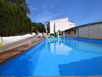 Photo for HOUSE WITH SWIMMINGPOOL, NATURAL ENVIRONMENT IN COSTA BRAVA