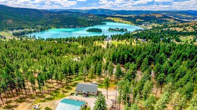 "Photo for Montana at it's best, in the ""Heart of Kalispell"" with 10 acres and Lake Views"