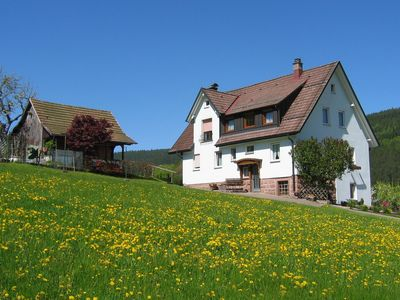 Photo for Cosy holiday home in a very tranquil and sunny setting in the Black Forest