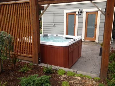 Photo for 1BR Cottage Vacation Rental in Saanichton, BC