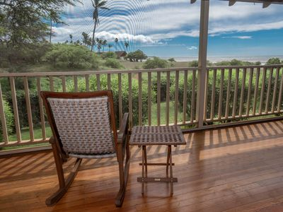 Photo for Molokai Vacation Properties- Paniolo Hale Oceanfront studio