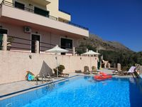 Just love Crete so much with amazing food. Villa was great. LOADS of space and totally private....