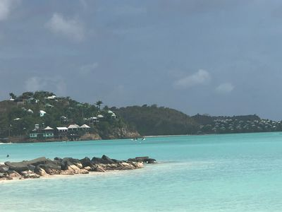 Photo for Harbour Breeze Villa  - Jolly Harbour, Antigua