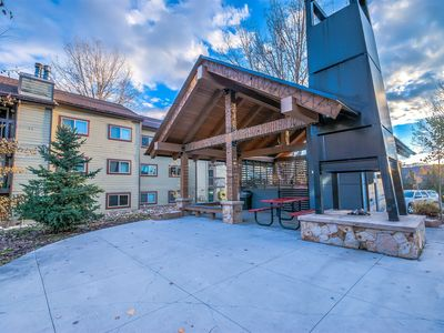 Photo for Cozy condo in Steamboat Springs.  Close to slopes!