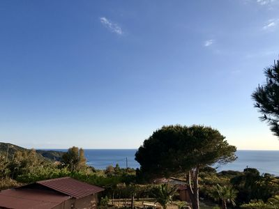 Photo for Small house in Capo di Muro with 2000 meters closed and independent property