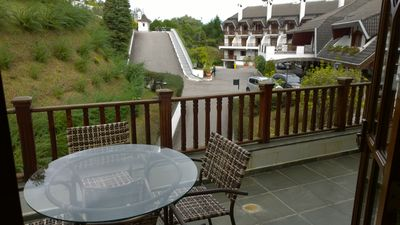 Photo for *** FLAT IN THE MOUNTAIN FOR 7 PEOPLE (3 BEDS) *** SWIMMING POOL ***