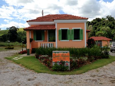 Photo for Finca with pool and barbecue. Access is paved, tourist corridor.