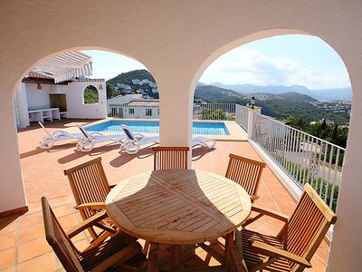 Photo for Vacation home Casita del Sol in Pego - 4 persons, 2 bedrooms