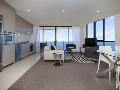 Photo for Resort Lifestyle with Ocean Views in a Two Bedroom Ocean View Apartment at Rhapsody Resort