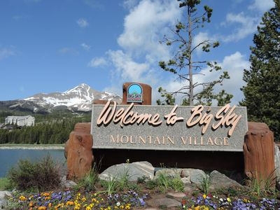 Photo for Shoshone Ski in/Out at Big Sky Resort