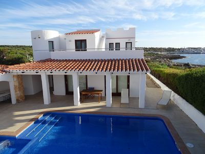 Photo for Luxury Villa With Private Pool, Jacuzzi And Sea Views DISCOUNTS JUNE & SEPTEMBER