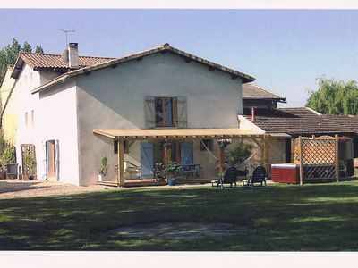 Photo for Cottage in a Experimental Farm in Front of the PyrenéEs