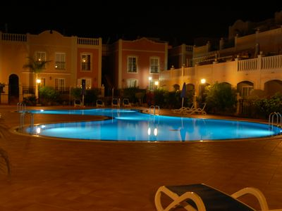 Photo for Nice house right by the pool