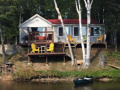 Photo for Relaxing Cottage on the SW Miramichi River