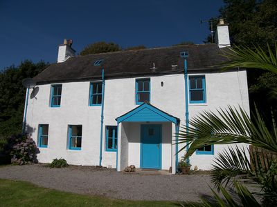 Photo for Beautiful, Detached Cottage with Spectacular Sea Views over Solway Firth