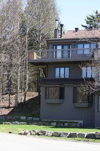 Photo for Mont Tremblant - 4 Bedroom Summer Rental ON MOUNTAIN