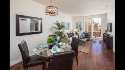 Photo for 2br/2ba/1park Condo across from Convention Center, heart of gaslamp