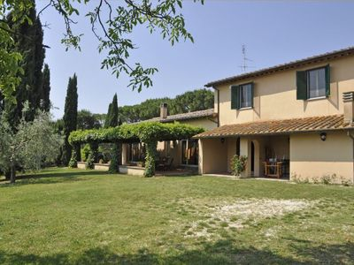 Photo for Magliano Sabina Villa, Sleeps 8 with Pool and WiFi