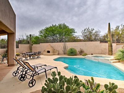 Photo for NEW! Scottsdale Home w/Pool & Spa on Golf Course!