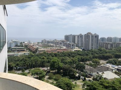 Photo for Flat sea view apartment upscale best spot in the bar