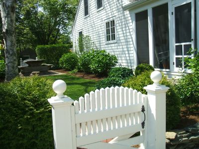 Photo for Charming Cape on Historic 6A! Walk to  Beach