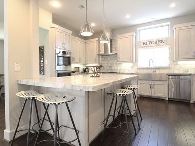 Photo for MD Anderson 5 Bedroom, 3.5 Bath Private Home Renovated and Fully-furnished