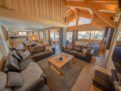 Photo for BRAND NEW Chalet - Close To Center and Ski Lifts with OUTDOOR JACUZZI