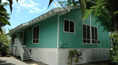 Photo for Steps away from the beach! Our Kona Surf House, 4bd/4bth, Sleeps 9