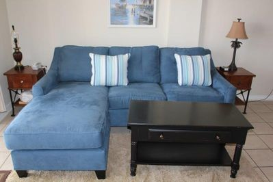 New sectional and sleeper sofa