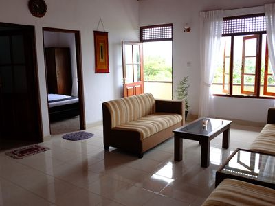 Photo for Very Clean Bedrooms  in a family friendly house in Kandy with a beautiful view.